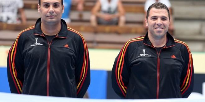 Mondial 2019 : Ismail Boualloucha et Ramzi Khenissi représenteront la Tunisie.