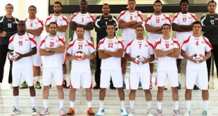 sélection tunisienne masculine de handball