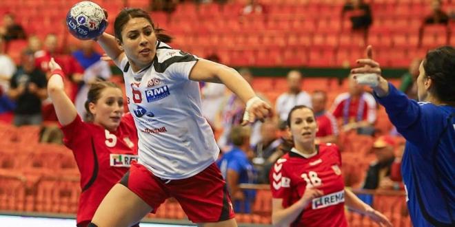 EHF : La tunisienne Asma Elghaoui en lice pour la  All-Star Team