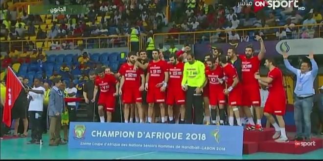 بطولة العالم ألمانيا – الدنمارك 2019: يجري المنتخب الوطني للأكابر تربصا بيومين