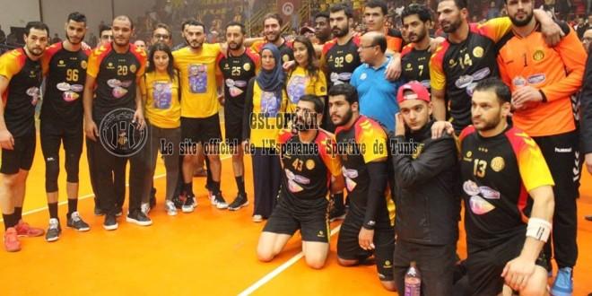 National A : l'Espérance de Tunis remporte le championnat 2019
