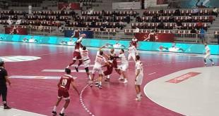 Tunisie vS Qatar