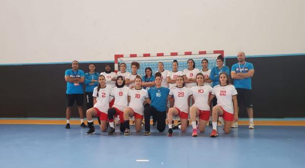 بطولة افريقيا للسيدات لكرة اليد: المنتخب الوطني ضمن المجموعة الأولى