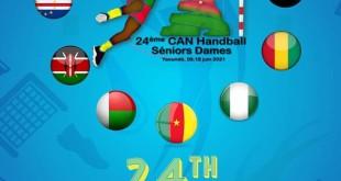 CAN senior dame Cameroun 2021