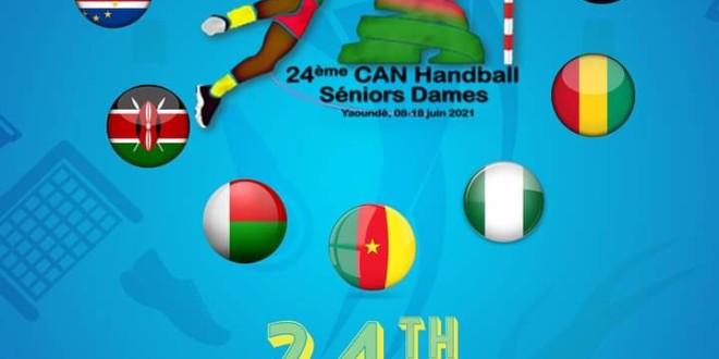 CAN Cameroun 2021 : Fadia Omrani et Sondes Hachana dans l'équipe All Star