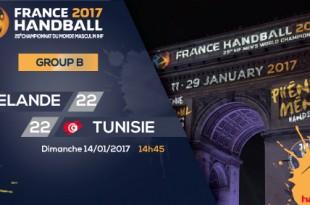 tunislandresultat