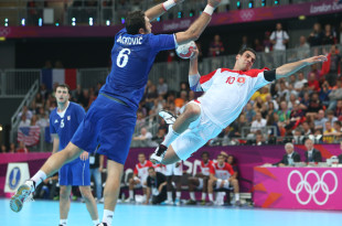 Blaženko_Lacković_and_Kamel_Alouini_during_the_2012_Summer_Olympics