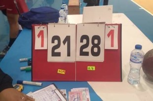 O.Soliman 28-21 Sporting Moknine