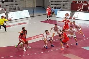Tunisie 30-30 Espagne