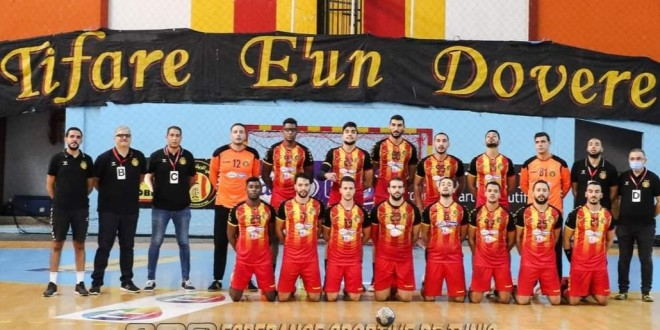Esperance de Tunis champion 2021